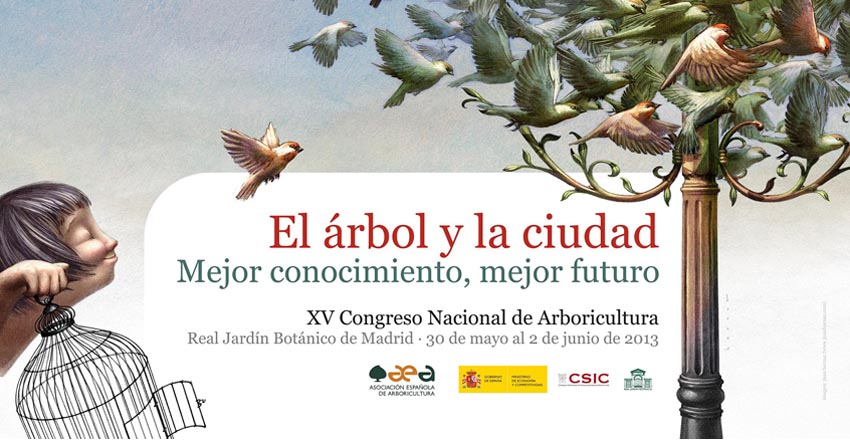 Congreso Anual de Arboricultura. AEA.