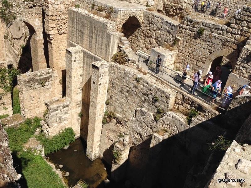 Bethesda pools in Jerualem