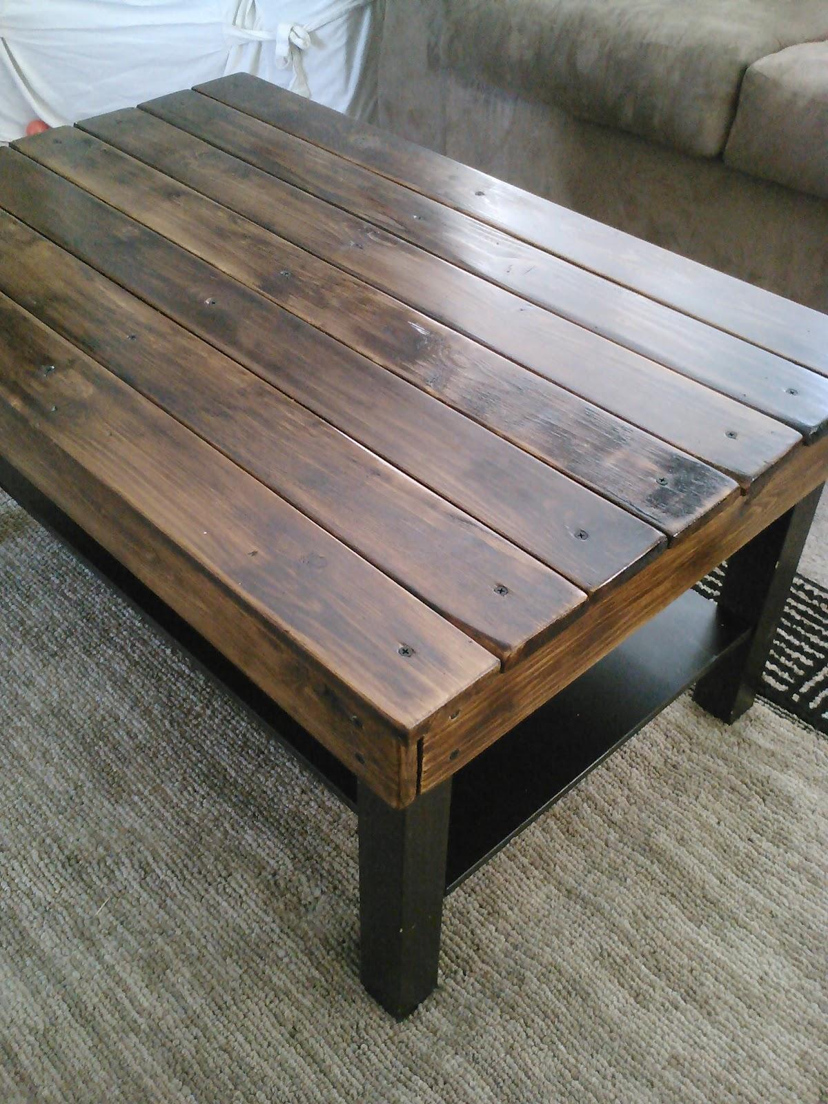Taylor Alexa DIY Coffee Table