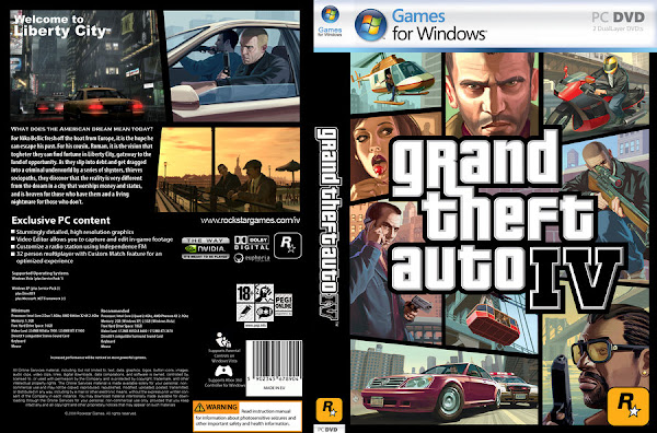 grand theft auto iv pc portada