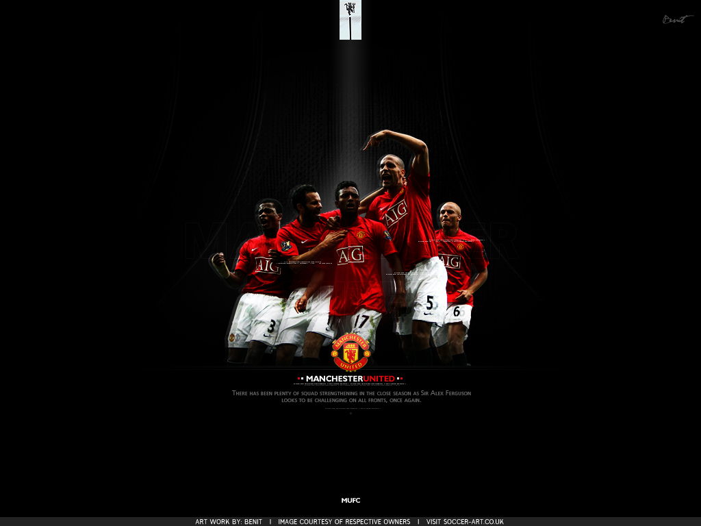 Manchester united wallpaper gallery voltagebd Choice Image