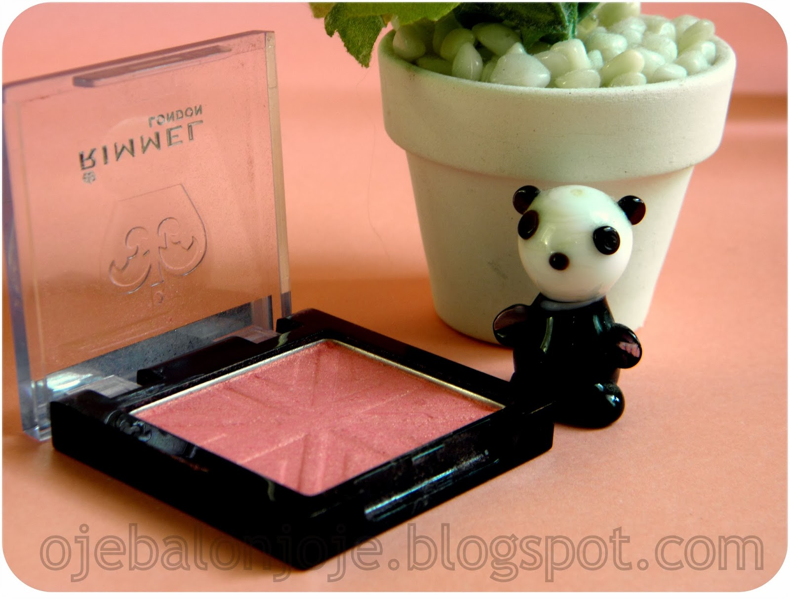 Rimmel London Blush Live Pink