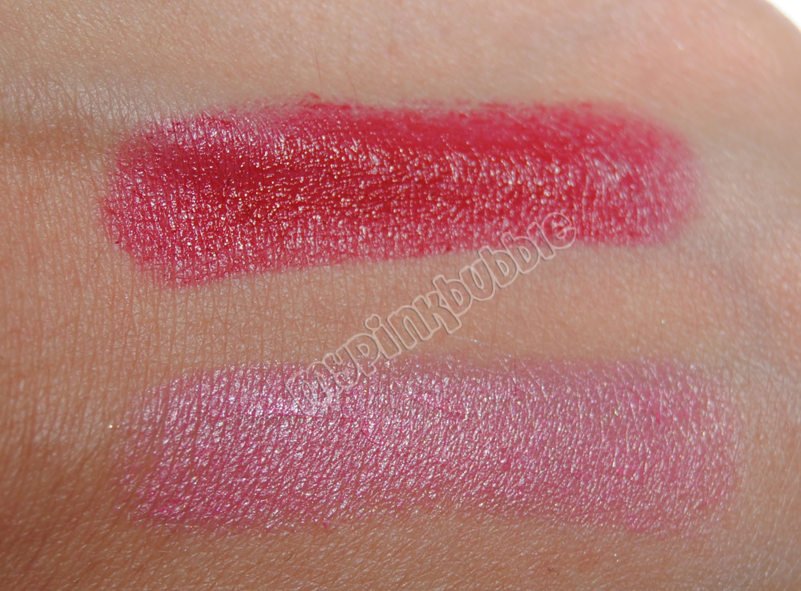 beter minnie make up labiales swatches