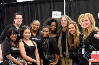 The Mehron Makeup Artist Team