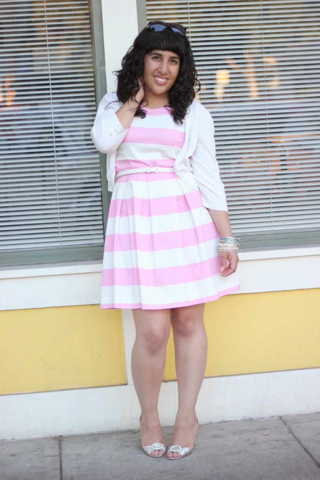 Bubblegum Pink Dress