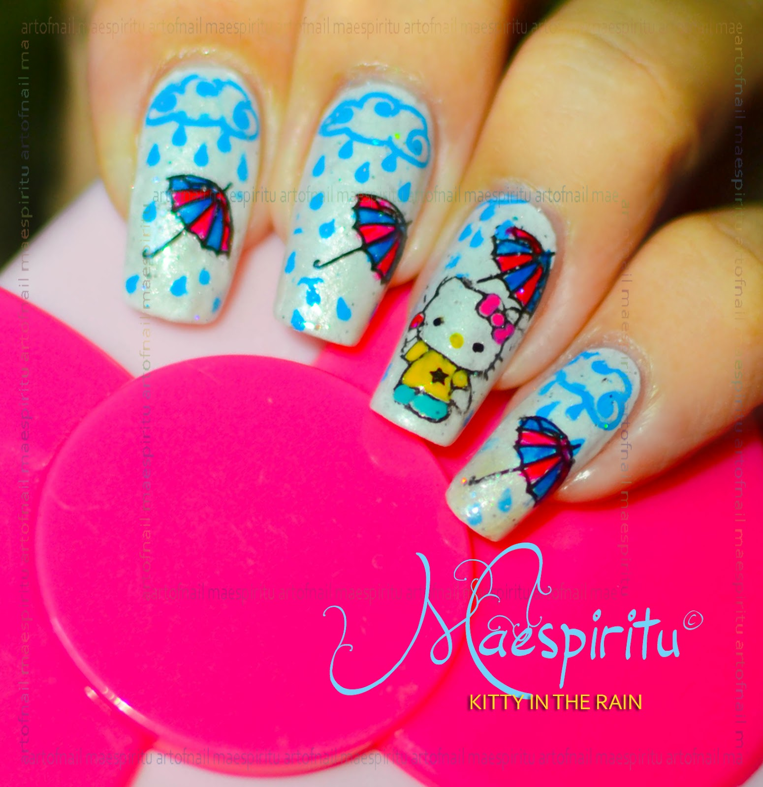 Christmas Nail Art Hello Kitty Images About Maddi Bragg On Instagram