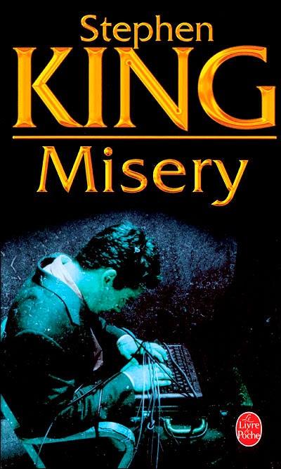 Livre Misery de Stephen King