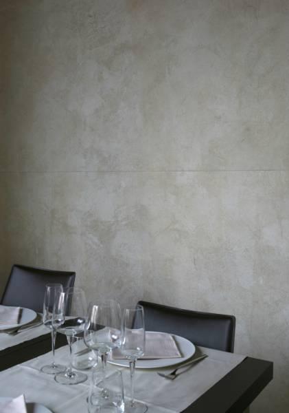 Parete Grigia Salotto: Colori pareti soggiorno shabby miriam parete moderna in.