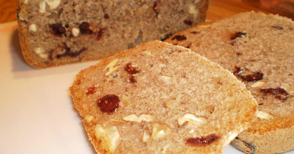Spatulas On Parade: Cranberry Pecan Orange Bread