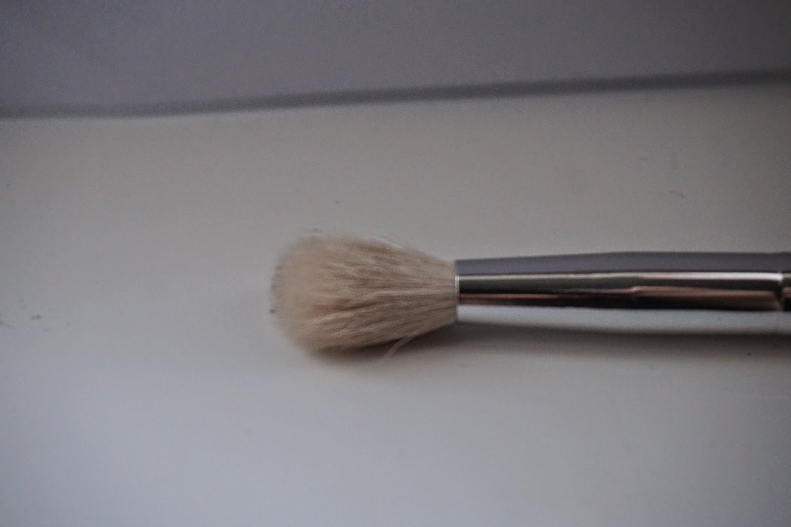 Crown Brush Review C430 DLX Pro Blending Crease - Dusty Foxes Beauty