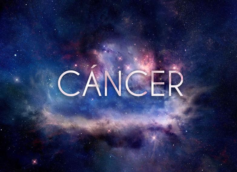 Wallpaper Signo Cancer en el espacio