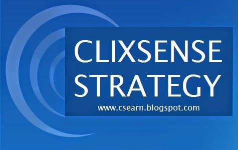 clixsense strategy