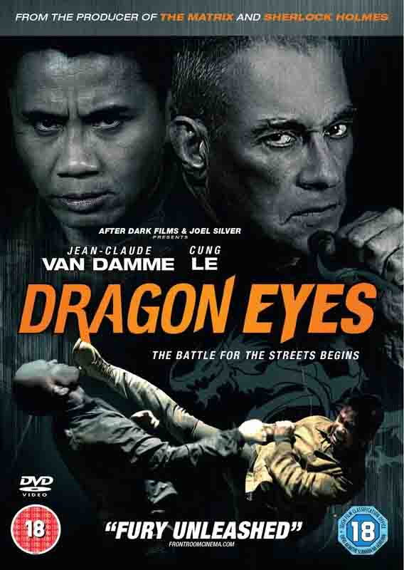Dragon Eyes – DVDRIP LATINO
