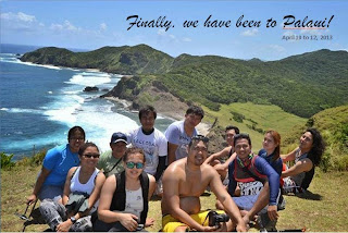 JUST RECENTLY: BPs in Palaui Island, Cagayan Valley