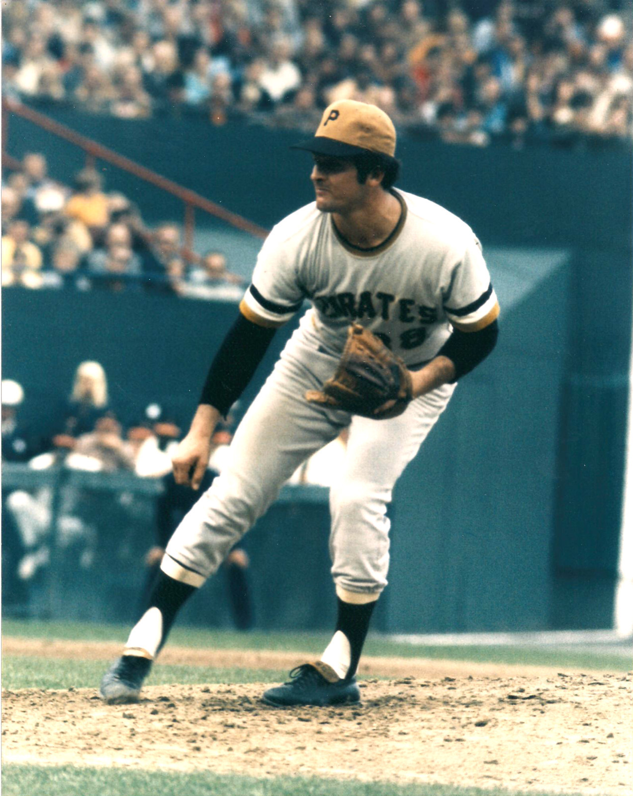 Bob Moose Pittsburgh Pirates 1967-1976