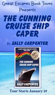 Sally Carpenter on tour