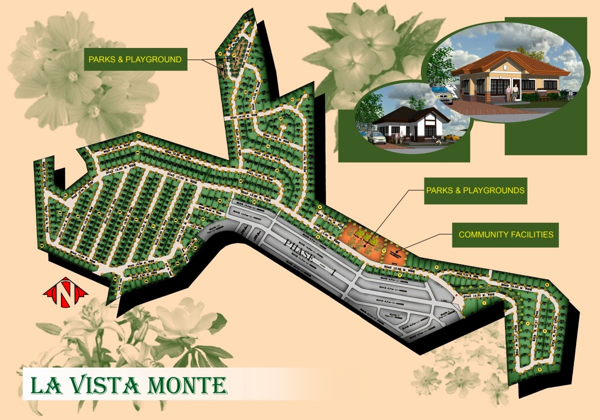 La Vista Monte Site Development Plan