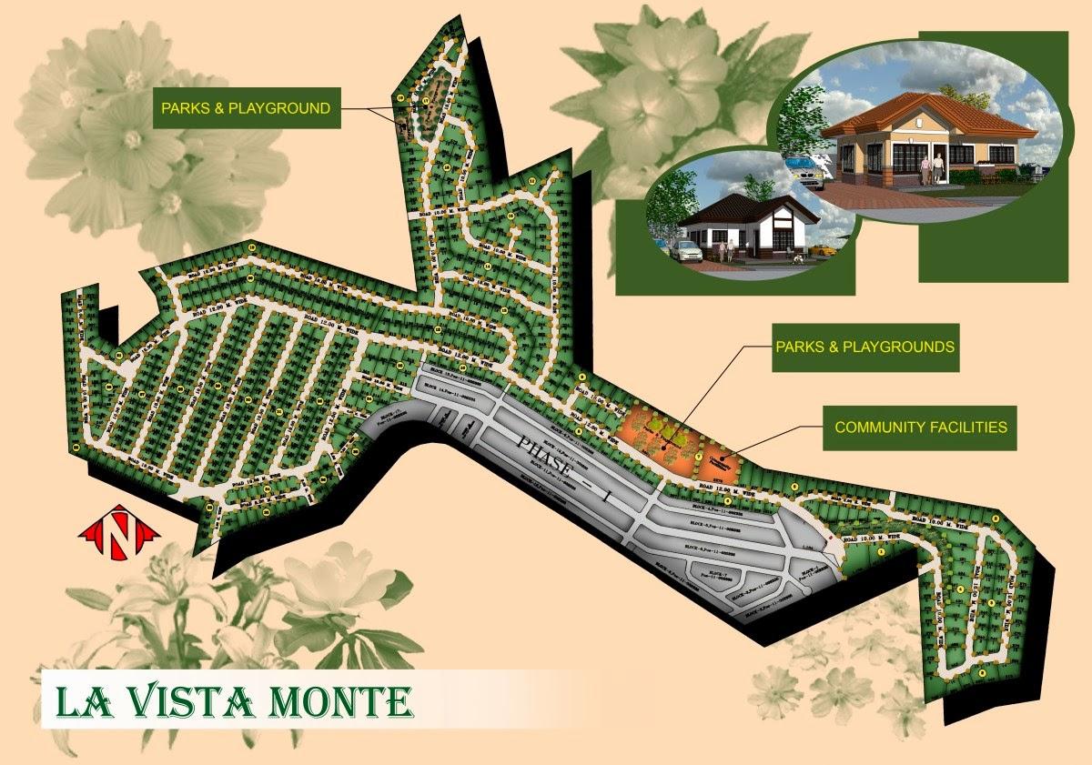 La Vista Monte Site Development Plan