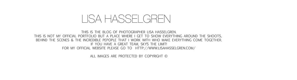 LISA HASSELGREN