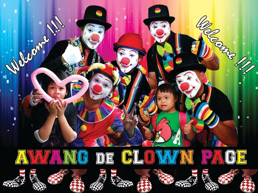 Badut, clown, Badut di Malaysia, Clown in Malaysia, Badut Rakyat, Clown Best, Badut Malaysia. 