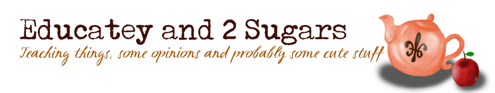 Educatey and 2 Sugars