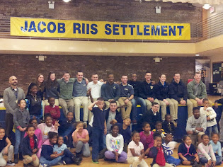 West Point Cadets: A Day of Service at Riis