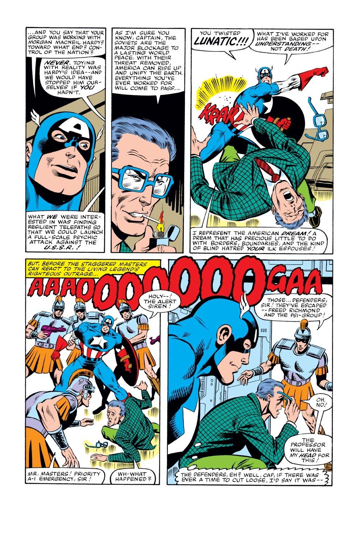 Captain America (1968) Issue #268 #183 - English 19