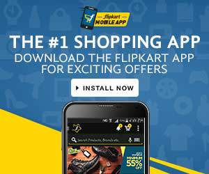Download Flipkart App Today !!