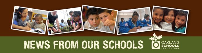 Oakland Schools Foundation: Our Schools' Stories