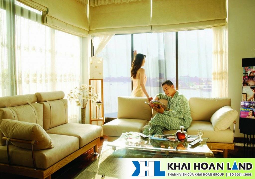 Hình ảnh nội thất căn hộ Ehome 5