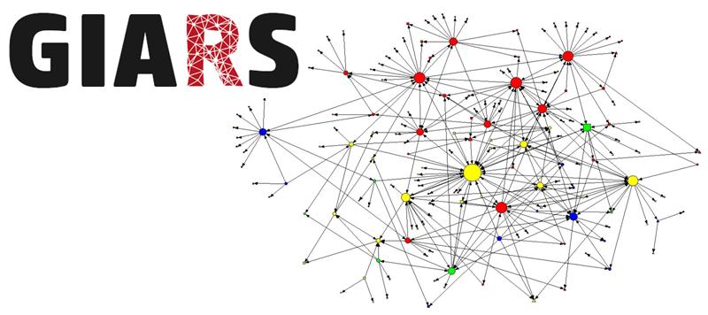 GIARS - Grupo Interdisciplinar  de Pesquisa em Análise de Redes Sociais