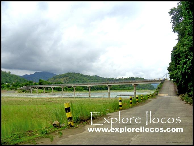 Entering Alilem, Ilocos Sue via Sudipen, La Union