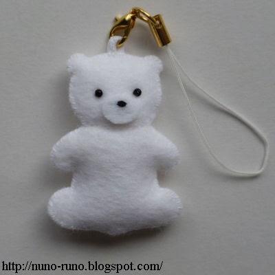 Baby bear strap