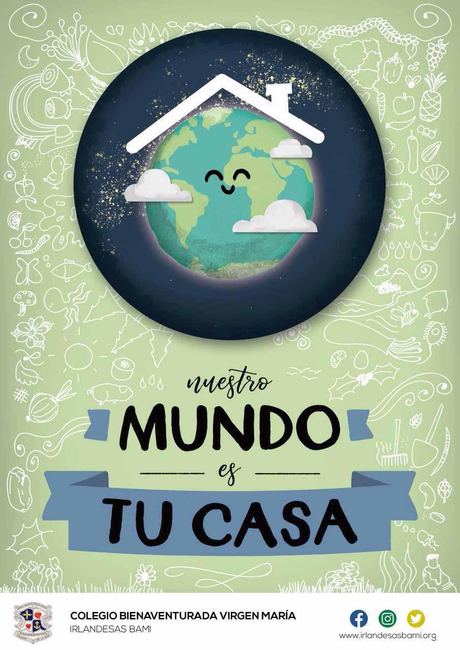 Nuestro mundo es tu casa