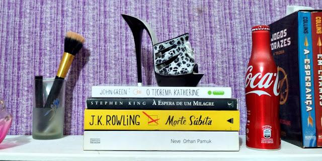 Coleção de livros para você não ler