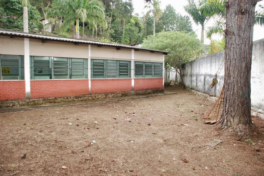 A Escola Municipal Sakurá também recebeu ações da Secretaria de Obras e Serviços Públicos