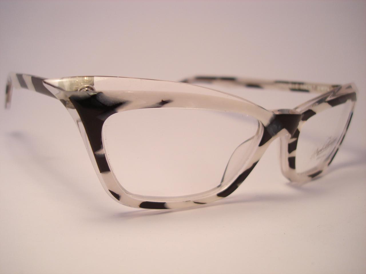 Zebra Eyeglass Frames : theothersideofthepillow: vintage ANGLO AMERICAN EYEWEAR ...