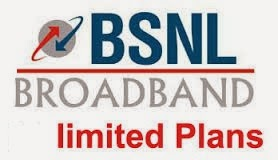 BSNL Home & Business Limited Usage Broadband Plans