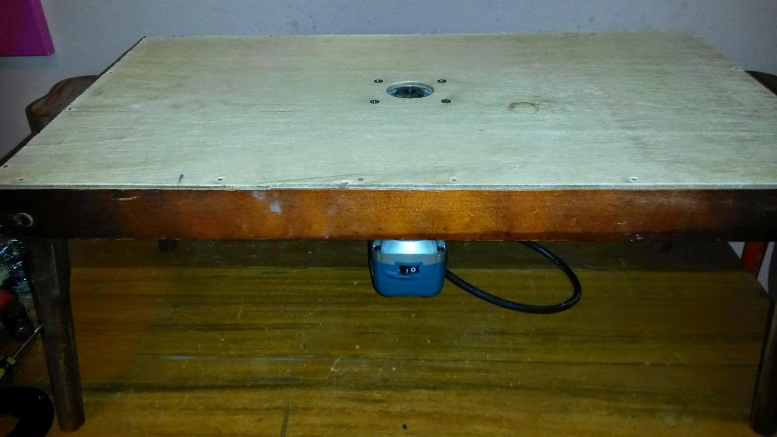 Oficina do Quintal: Como fazer uma bancada para Tupia #66480C 1600x900