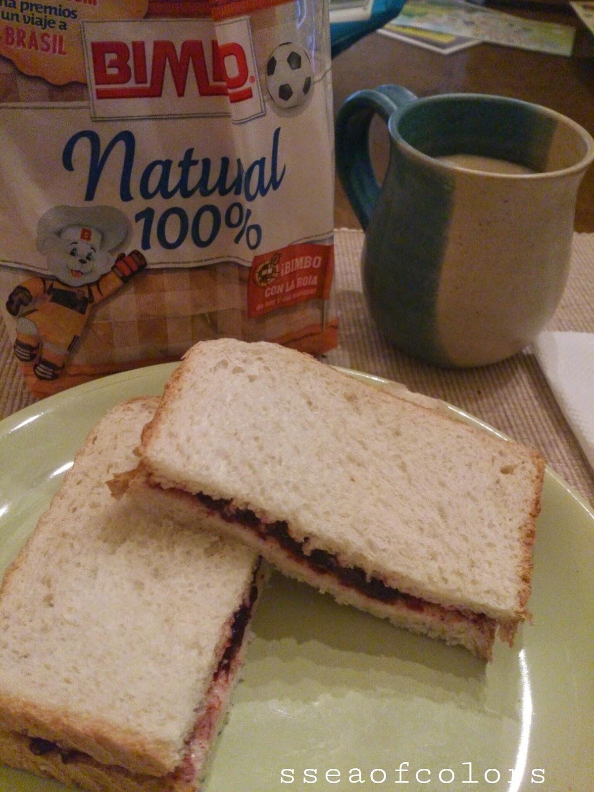Pan Bimbo Natural 100%