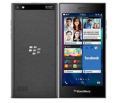 Spesifikasi dan Harga Blackberry Leap