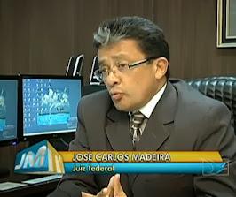 José Carlos Madeira - Juiz Federal