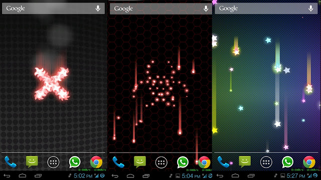 free paid live wallpaper next nexus live wallpaper