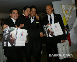 Mejor Sommelier de Venezuela 2015