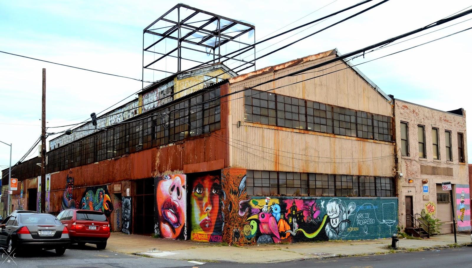 Bushwick, Brooklyn, New York, USA