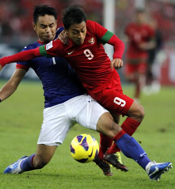 Malaysia 2 Indonesia 0 AFF Suzuki 2012