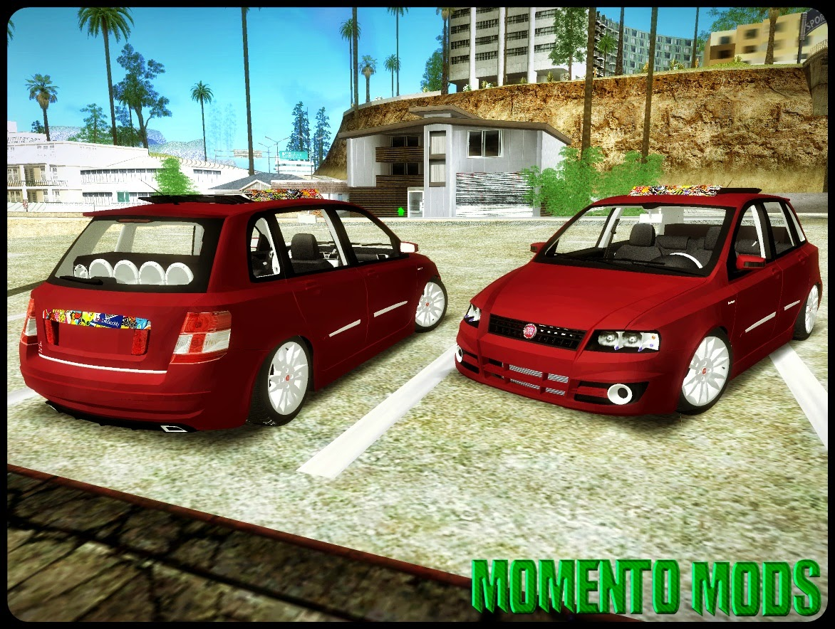 GTA SA - Fiat Stilo Sporting 2009 + Som