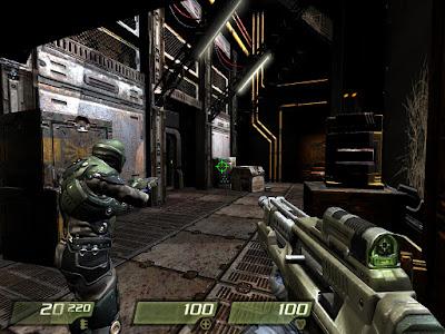 Quake 4 pc videojuego descargar gratis full español