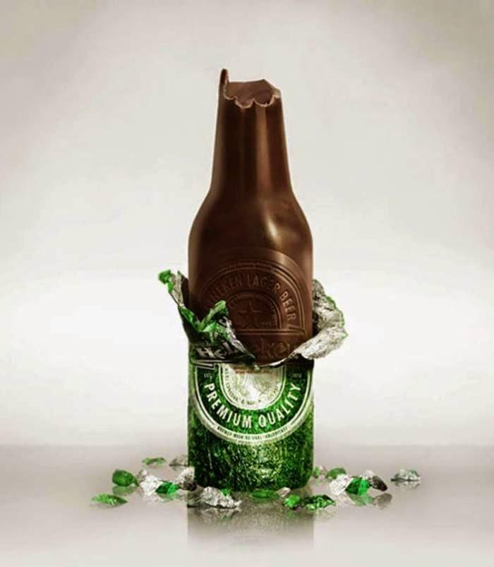 Publicidad Creativa, Pascua, Heineken