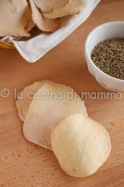 brigidini ovvero cialde croccanti ai semi di anice